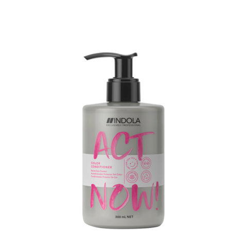 Indola Act Now! Color Conditioner For Colored Hair 300ml