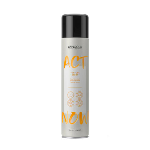 Indola Act Now! Texture Volumizing Spray for Fine Hair 300ml