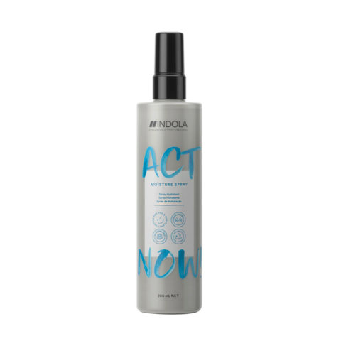 Indola Act Now! Moisture Spray for Dry Hair 200ml