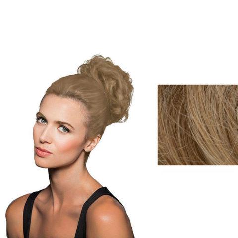 Hairdo Fancy Do Hair Elastic Light Golden Blonde Hair with streaks