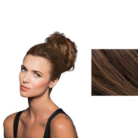 Hairdo Fancy Do Hair Elastic Medium Golden Blonde Hair with streaks