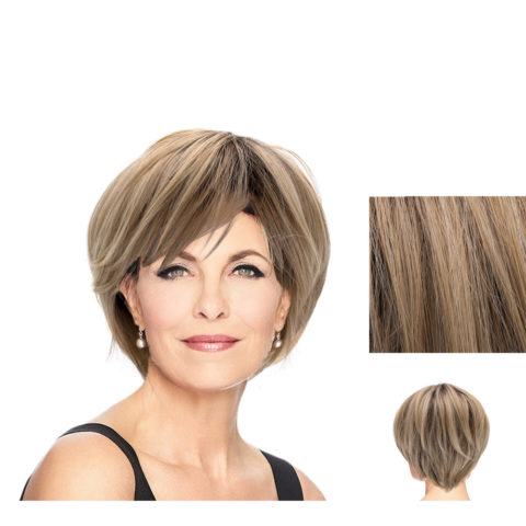 Hairdo Shattered Bob Light Blonde With Brown Root