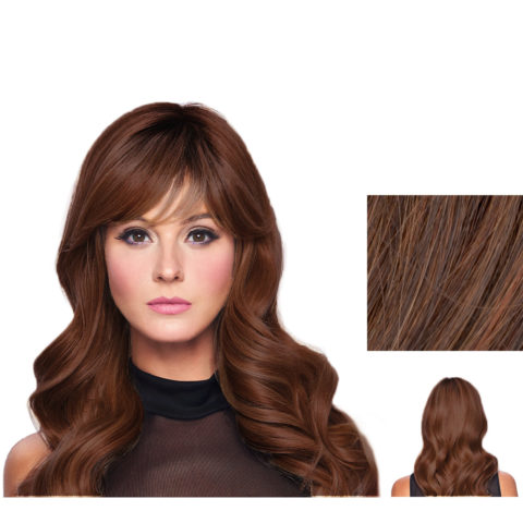 Hairdo Wave Daze Medium Ruby Brown Wig