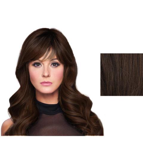 Hairdo Wave Daze Medium Auburn Chocolate Brown Wig