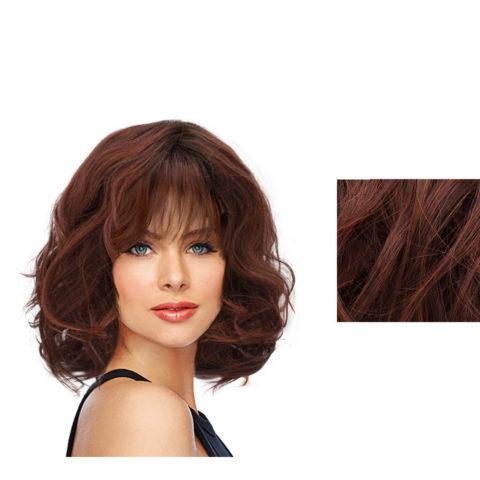 Hairdo On The Edge Brown Copper Paprika Wig