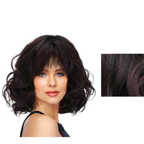 Hairdo On The Edge Coffee wig