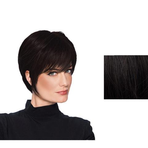 Hairdo Wispy Cut Short Cut Wig Black Very Dark Brown