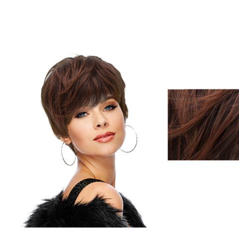Hairdo Sweet Pixie Medium Ruby Brown Wig