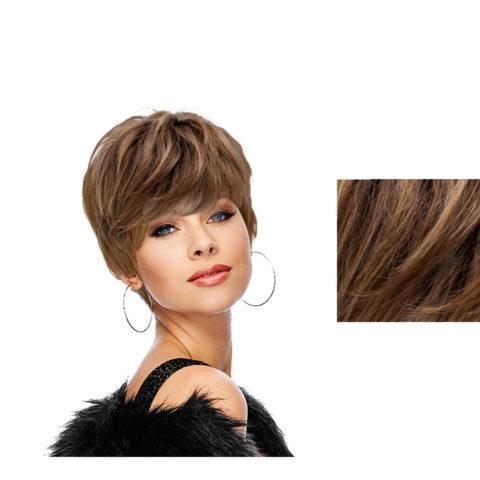 Hairdo Sweet Pixie Warm Blonde Wig With Brown Root
