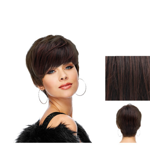 Hairdo Sweet Pixie Cherry Brown Wig