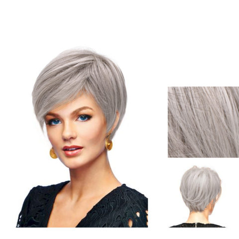 Hairdo Take It Short Light Gray Wig
