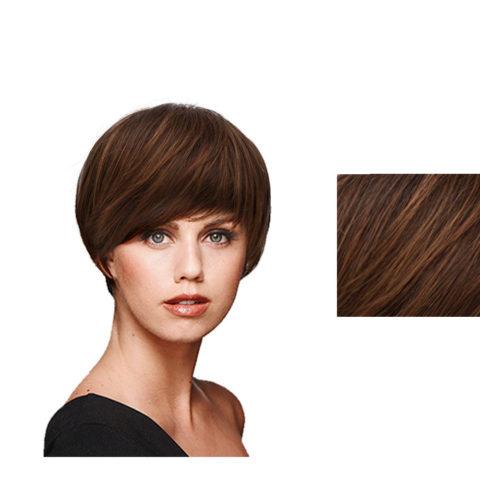 Hairdo Short & Sleek Medium Ruby Brown Wig