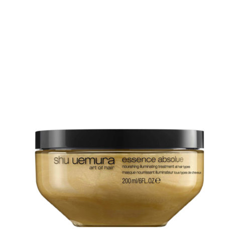 Shu Uemura Essence Absolu Illuminating Mask for all Hair 200ml
