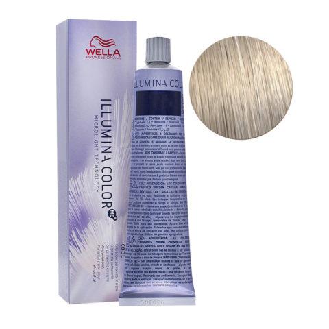 9/19 Very Light Ash Cendre Blonde Wella Illumina Color 60ml