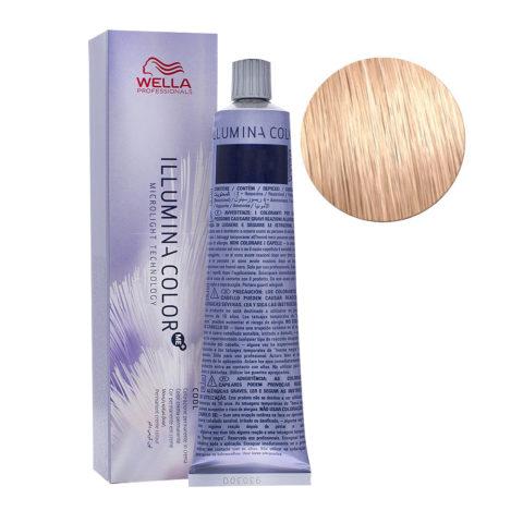 9/59 Very Light Mahogany Cendre Blonde Wella Illumina Color 60ml