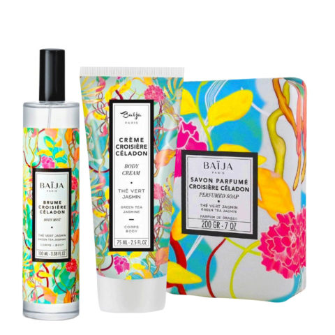 Baija Paris Kit Water for the Body 100ml Body Cream 75ml Soap 200gr