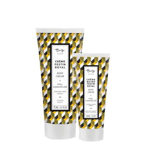 Baija Paris Kit Cream with Caramelized Honey 75ml Cream with Caramelized Honey 30ml