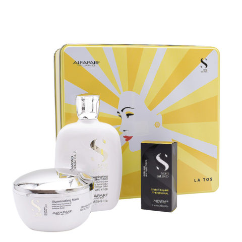 Alfaparf Diamond Gift Box Kit for Normal Hair