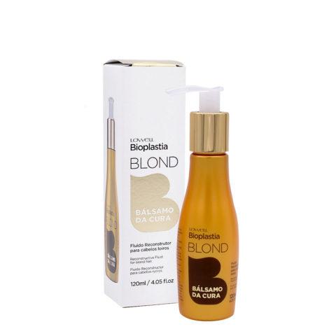 Lowell Bioplastia Repair Fluid for Blond and Damaged Hair 120ml