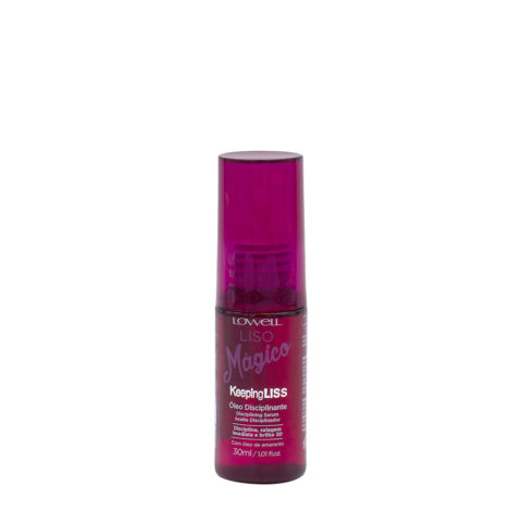 Lowell Liso Magico Anti-frizz Smoothing Oil 30ml
