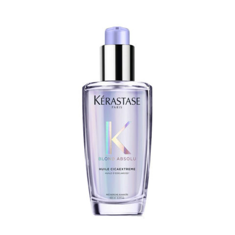 Kerastase Blond Absolu Huile Cicaextreme Blond Hair Oil 100ml