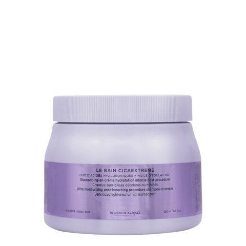 Kerastase Blond Absolu Bain Cicaextreme Shampoo in Cream for Blonde Hair 500ml
