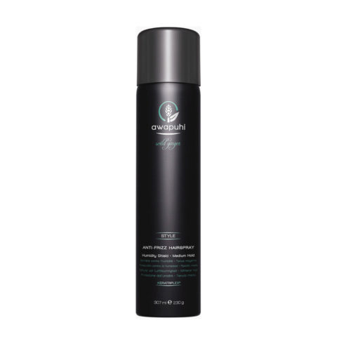 Paul Mitchell Awapuhi Antifrizz Hairspray. Medium Hold 307ml