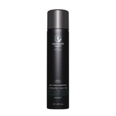 Paul Mitchell Awapuhi Antifrizz Hairspray. Medium Hold 307ml
