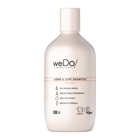 weDo Light & Soft Sulphate-free Shampoo for Fine Hair 300ml