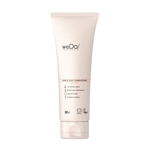 weDo Light & Soft Moisturizing Conditioner For Fine Hair 250ml