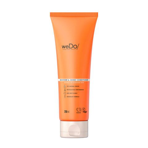 weDo Moisture & Shine Moisturizing Conditioner For Normal And Damaged Hair 250ml