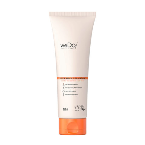 weDo Rich & Repair Nourishing Conditioner for Frizzy and Very Damaged Hair 250ml