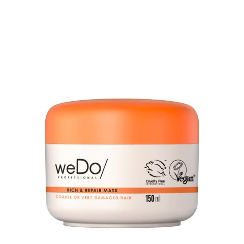 weDo Rich & Repair Nourishing Mask for Frizzy or Very Damaged Hair 150ml