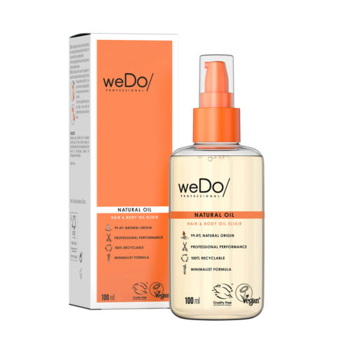 weDo Natural Oil Perfumed oil for body and hair 100ml