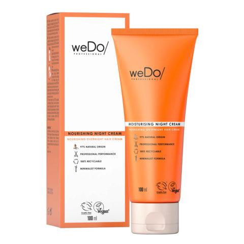 weDo Nourishing Night Cream Nourishing Night Cream for all hair types 90ml