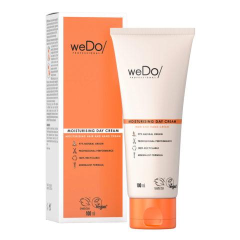 weDo Moisturising Day Cream Moisturizing Cream for Hair and Hands 90ml