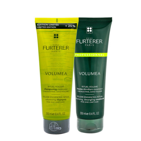 René Furterer Volumea for Fine Hair Shampoo 250ml and Conditioner 250ml