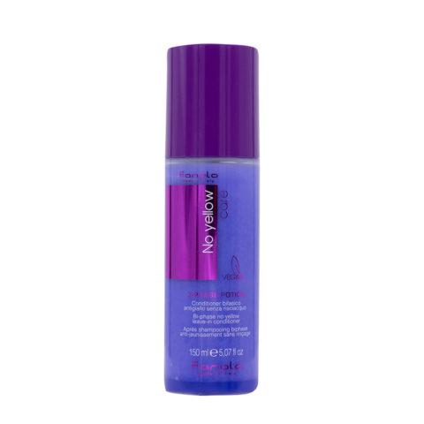 Fanola No Yellow No-rinse anti-yellow spray conditioner 150ml