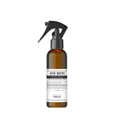 Previa Acid Water Spray Protection for Coloured Hair 200ml