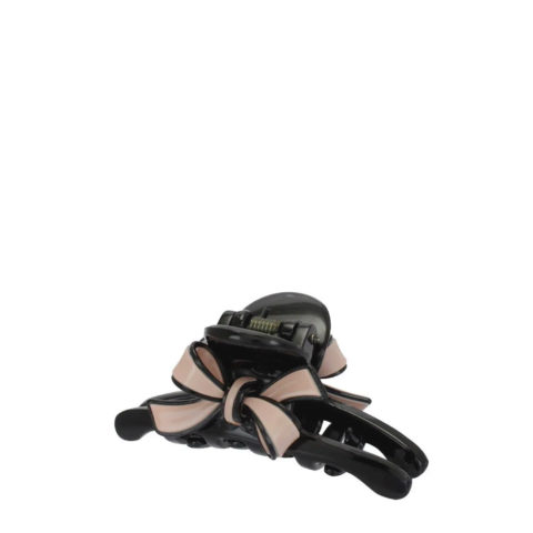 VIAHERMADA Hair Tongs with Rose Bow