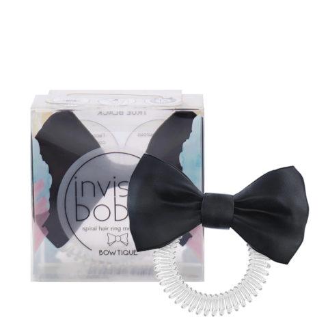 Invisibobble Bowtique Elastic with Black Bow