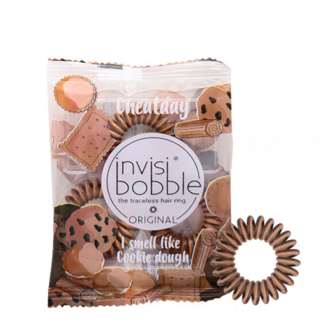 Invisibobble Cheatday Biscuit Scented Hair Band