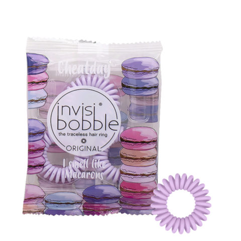Invisibobble Cheatday Macaron scented hair elastic