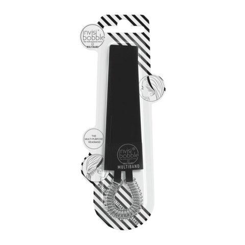 Invisibobble Multiband Black hair band
