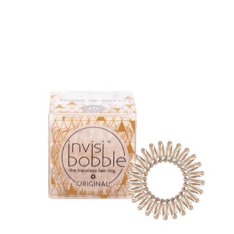 Invisibobble Original bronze hair elastic