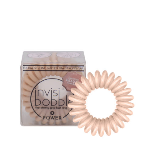 Invisibobble Power Nude elastic for thick hair