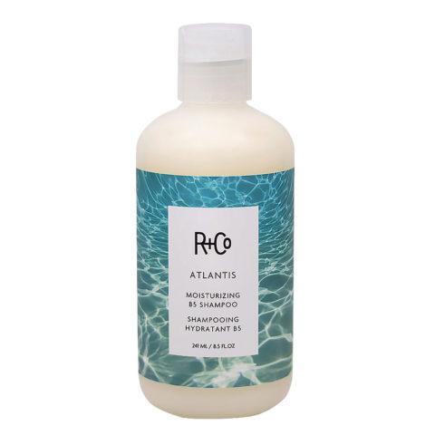 R+Co Atlantis Moisturizing Shampoo for Dry Hair 241ml