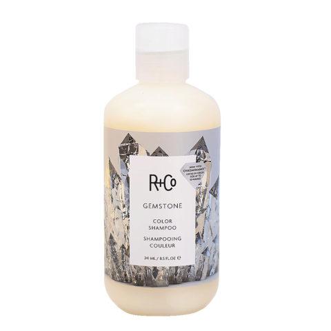R+Co Gemstone Shampoo for Colored Hair 241ml