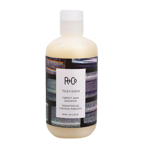 R+Co Television Shampoo for all Hair types 241ml