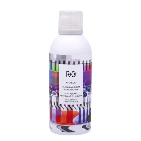 R+Co Analog Conditioner in Mousse for all hair types 177ml